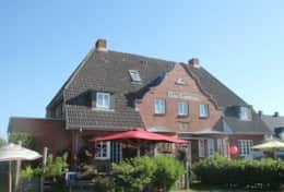 Käptn's Suite im Kapitänshaus (Ergeschoß li.)