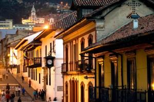 La Candelaria Furnished-Apartments-Bogotá