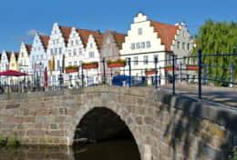 Friedrichstadt an Eider und Treene