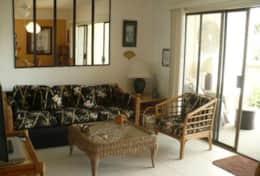 Comforable Living Area