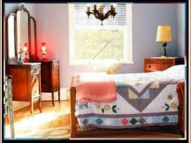 Art Deco Front Bedroom