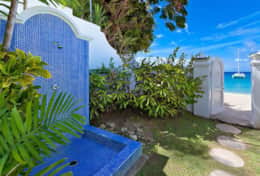 Exclusive Private Villas, Fosters House (BR114) - Outside Shower