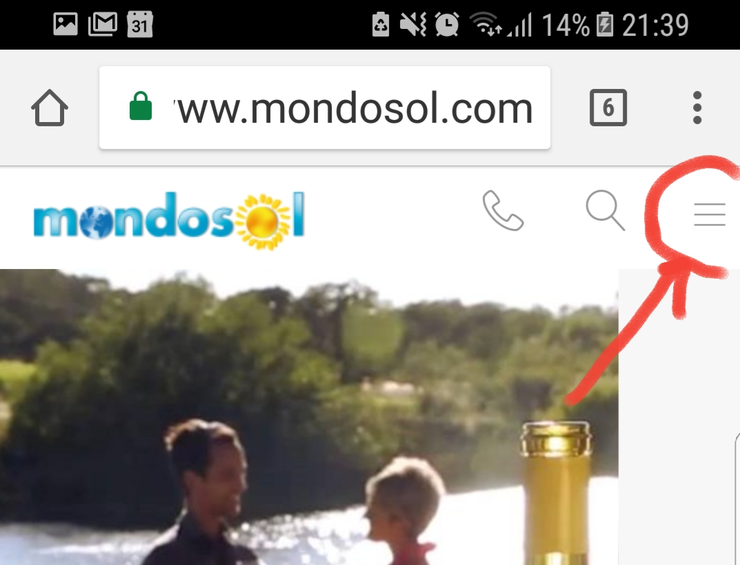 9 3  How to communicate with the guest in Mondosol
