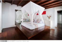 Villa Sabtu - Ground Floor - Bedroom Japan