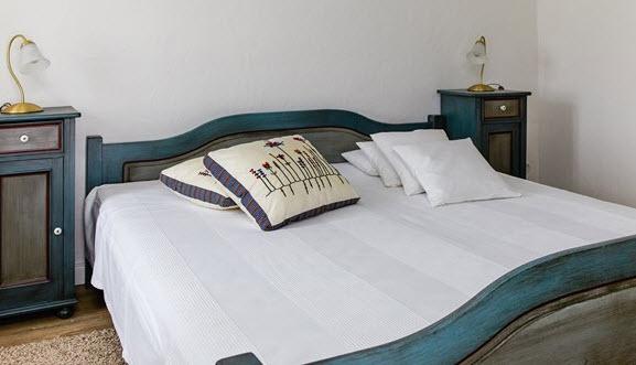 Ferienwohnungen mit gemütlichen Schlafzimmern