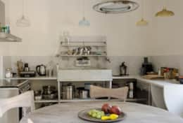 Apoikia - equipped kitchen - Specchia - Salento