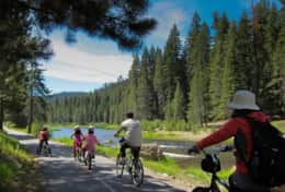 Truckee River Trail Bike Ride