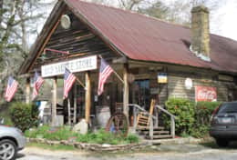 Old Sautee Store; 15-min Drive from Townhouse