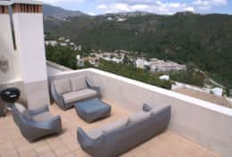 Roof Terrace Lounge