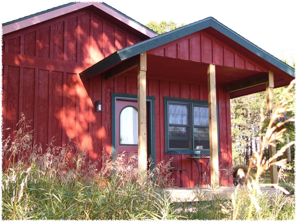 Monarch Guest House at Pine Grove Park Bed and Breakfast Romantic Wisconsin Getaway Reedsburg