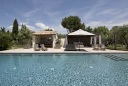 Luxury domaine with 3 villas in Saint Remy des Provence