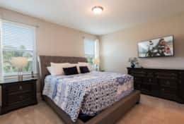 Exclusive Private Villas, 8 Bedroom Luxury Orlando Villa (ENC014) - MasterBedroom2-1