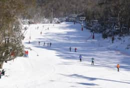 Beginners at Thredbo