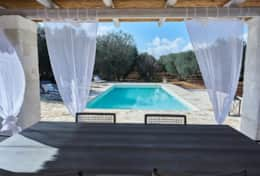 Villa Teia stunning cottage for vacation with heated pool in Ostuni Puglia  - 38