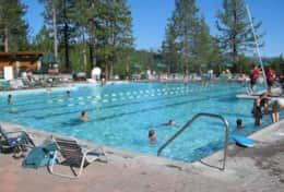 Trout Creek Rec Center Pool