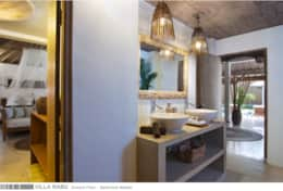 Villa Rabu - Ground Floor - Bathroom Master 1