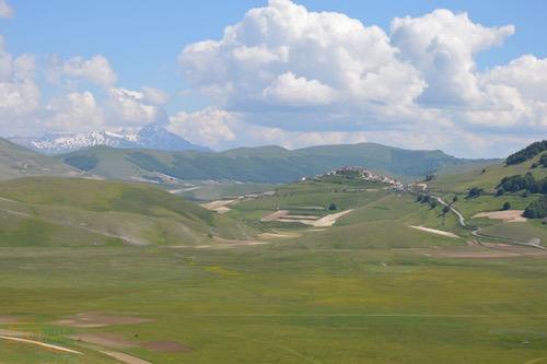 Piano Grande und Castelluccio di Norcia
