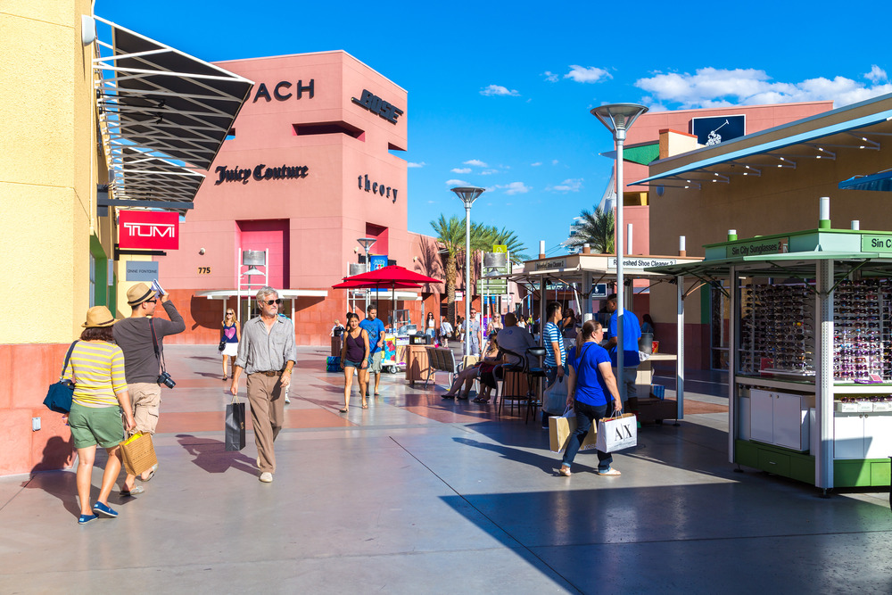 North Premium Outlets Las Vegas