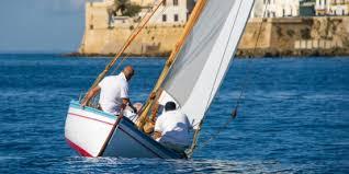 sail boat Salento