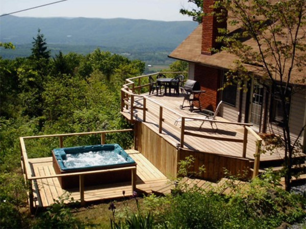 10 secluded cabins tucked away in virginia s blue ridge