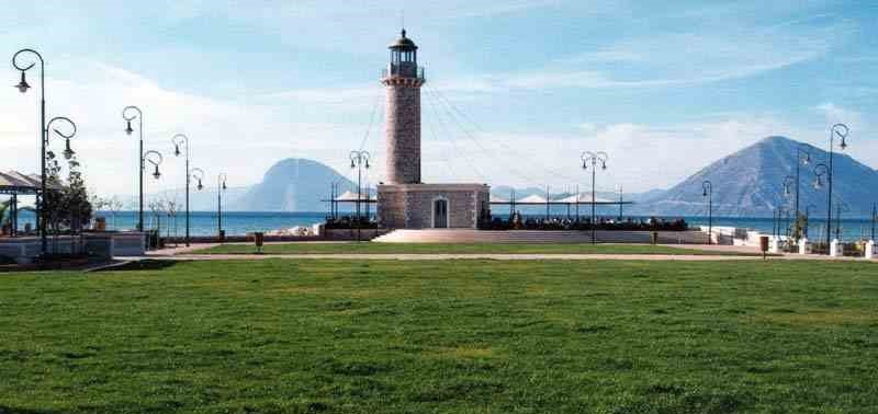 Patras Lighthouse