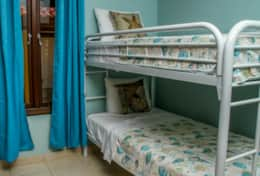OPAL 90 BUNK BED ROOM