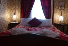 Beautifully appointed rooms