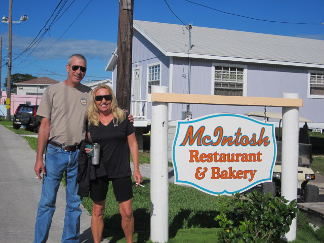 McIntosh Restaurant and Bakery