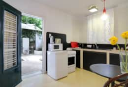 Apt 2 - Kitchen
