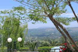 View from Villa Vagelio