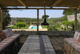 Casino Pisanelli MH - roof terrace - Ruffano - Salento