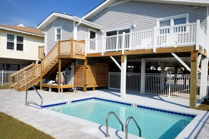 Aboat Time- pet friendly vacation rental house