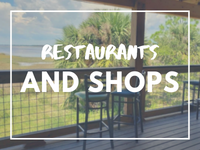 Local Restaurants and Shops