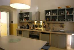 Casino Pisanelli MH - fully equipped kitchen - Ruffano - Salento