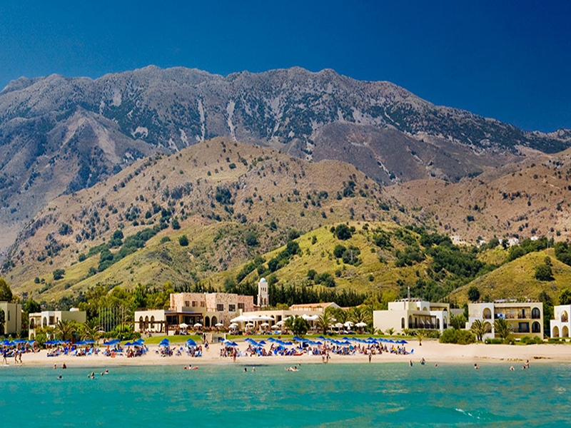 Pilot beach 5 крит