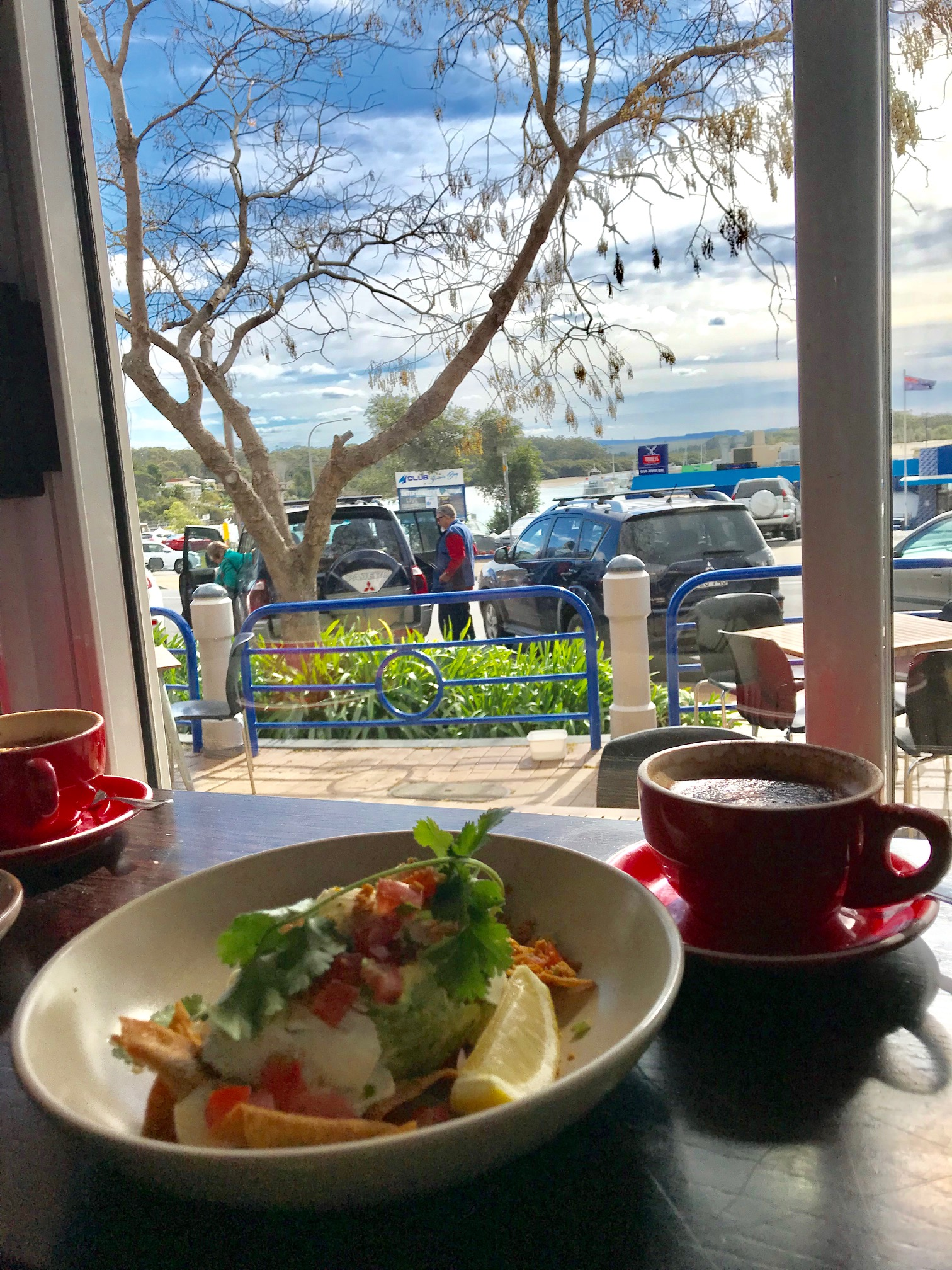Cafes and Restaurants in Huskisson