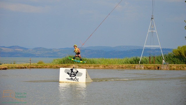 Wakeboard in Perugia