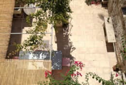 Casa Anita - view of the courtyard - Ortelle - Salento