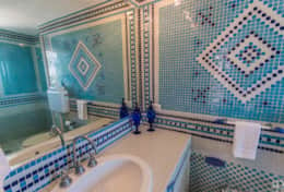 Villa sul mare - en-suite bathroom - Castro - Salento
