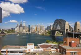 The Kirribilli - 2 bedroom property with harbour views