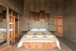 Quarto de casal / Double bedroom