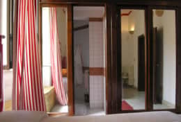 Grecale_ - private bathroom with shower - Leuca - Salento