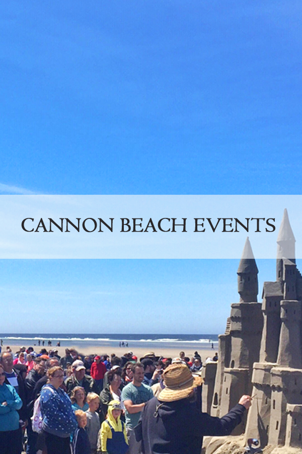 Events: Cannon Beach