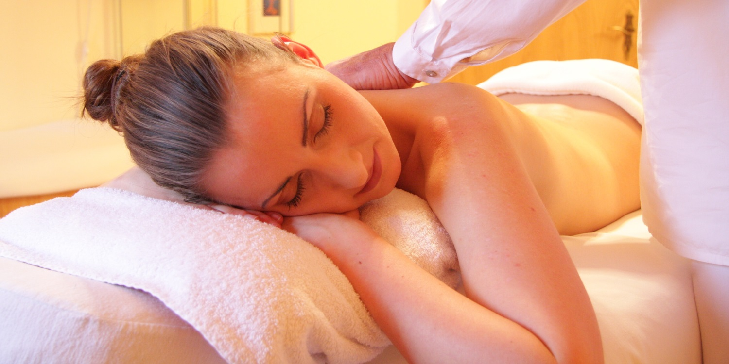 Relaxation par massage a Tremblant