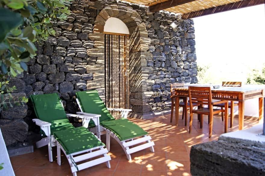 Dammuso Melograno - Casa in Pantelleria