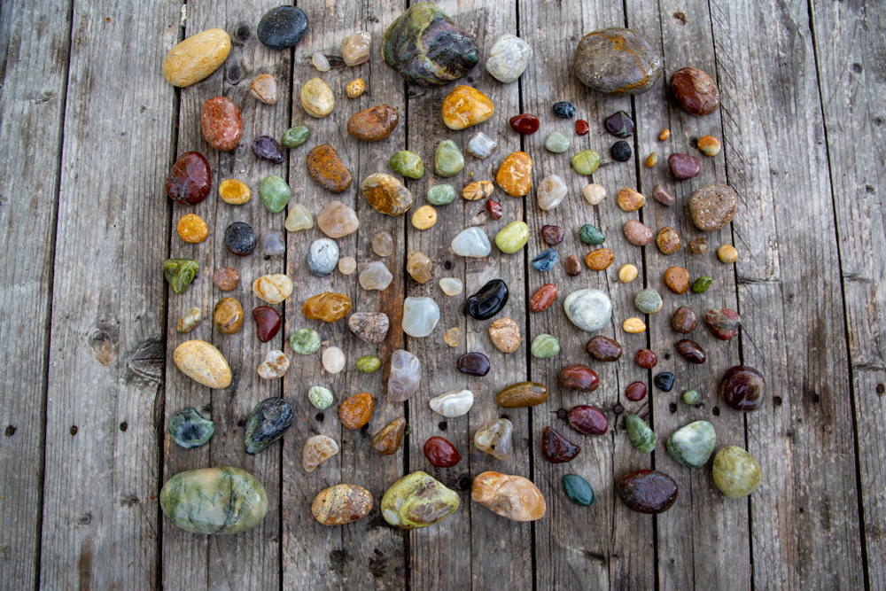 best agate beaches in oregon
