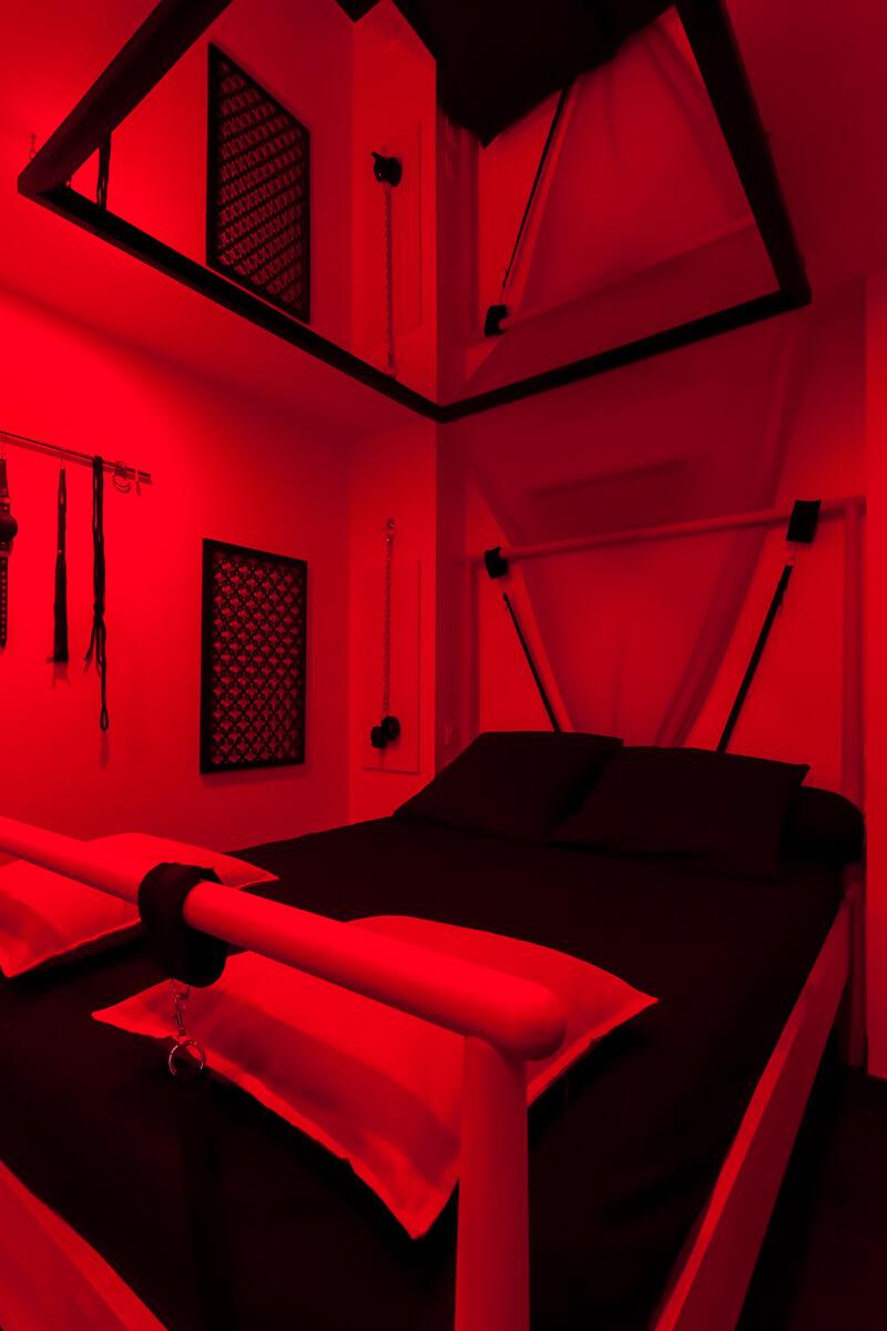 chambre rouge fashion designs