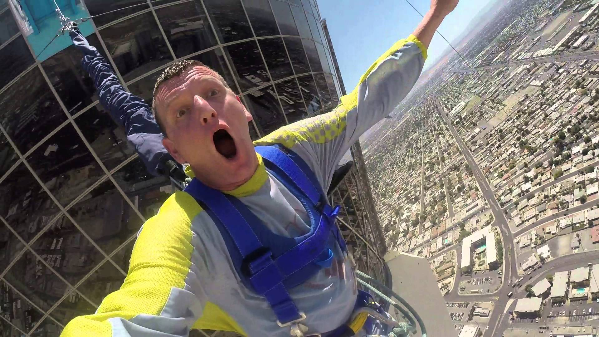 Stratosphere Tower Jump