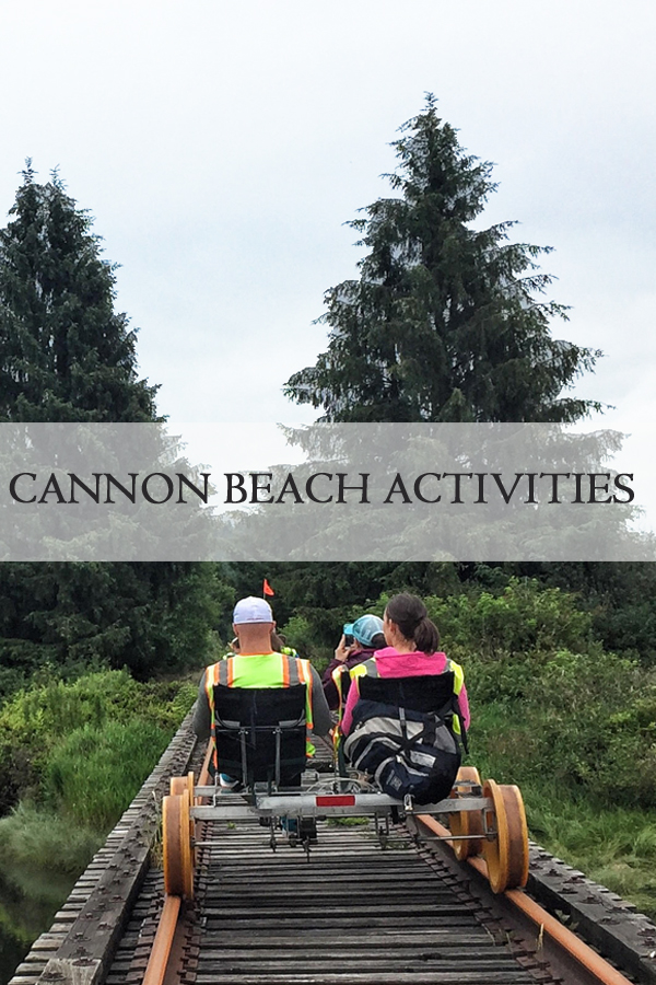 Activities: Cannon Beach