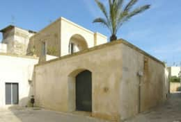 Casa del Palmarancio - view of the house - Gagliano del Capo - Salento